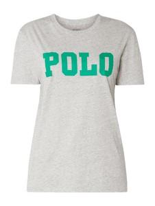 Bluzka POLO RALPH LAUREN z bawełny w młodzieżowym stylu