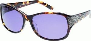 Fossil okulary przeciwsłoneczne camarillo brązowy Demi ps7174228