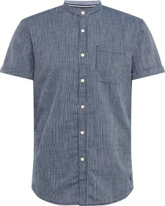 Koszula Tom Tailor Denim ze stójką
