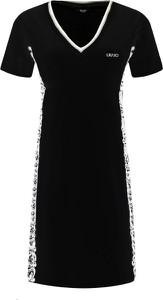 Sukienka Liu Jo Sport z krótkim rękawem