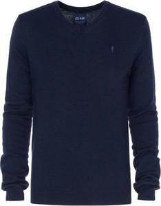 Sweter Ochnik z bawełny w stylu casual