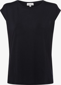 Czarny t-shirt ARMEDANGELS z krótkim rękawem