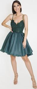 Sukienka Marcelini na ramiączkach
