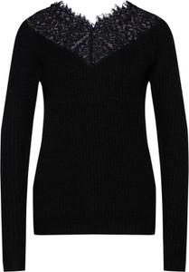 Czarny sweter Vero Moda w stylu casual