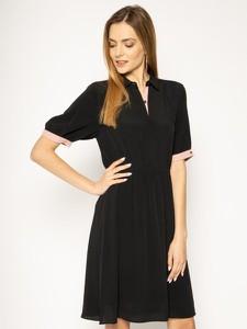 Sukienka Calvin Klein w stylu casual z krótkim rękawem