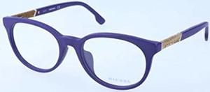 amazon.de Diesel DL5156 082-54-19-150 oprawka na okulary, uniseks, kolor fioletowy, 54