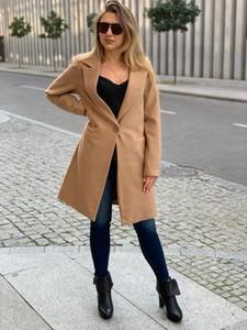 Płaszcz arioso.pl w stylu casual