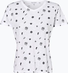 T-shirt Marie Lund z okrągłym dekoltem