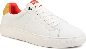 Sneakersy S.OLIVER - 5-13632-24 White/Orange 169