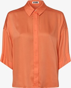 Pomarańczowa bluzka Drykorn