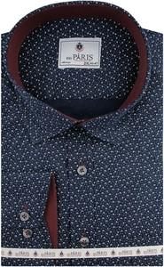 Koszula Big Paris z tkaniny