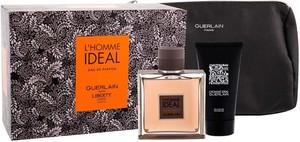Guerlain L´Homme Ideal Woda perfumowana M 100 ml Edp 100 ml + Żel pod prysznic 75 ml + Kosmetyczka