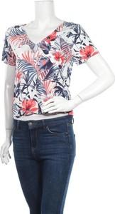 Bluzka Mavi z krótkim rękawem z okrągłym dekoltem