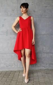 Sukienka Sklepfilloo mini bez rękawów
