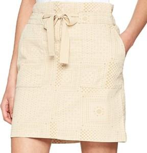 Spódnica Tommy Hilfiger mini w stylu casual z bawełny