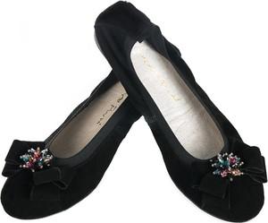 Czarne baleriny Lafemmeshoes