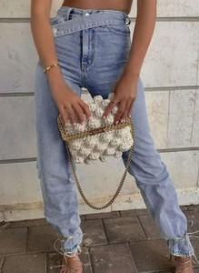 Niebieskie jeansy Arilook