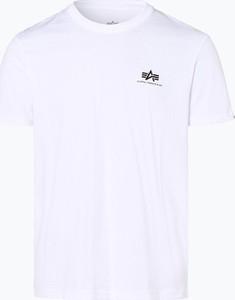T-shirt Alpha Industries z dżerseju z krótkim rękawem w stylu casual