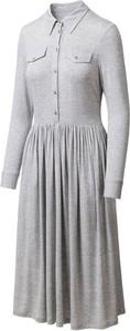 Sukienka RISK made in warsaw z długim rękawem