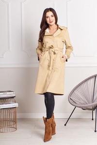 Płaszcz HAVANA DESIGN w stylu casual
