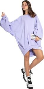 Sukienka Fobya mini w stylu casual oversize