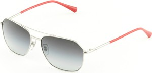 Różowe okulary damskie D&G