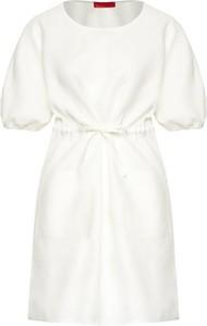 Sukienka Max & Co. z krótkim rękawem rozkloszowana mini