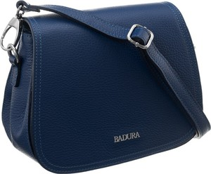 Niebieska torebka Badura