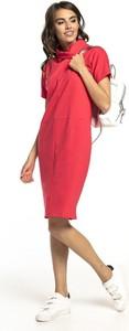 Sukienka Tessita z golfem oversize