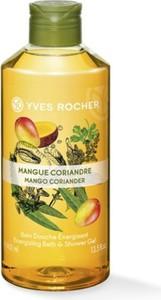 Yves Rocher Energizujący żel pod prysznic i do kąpieli Mango & Kolendra