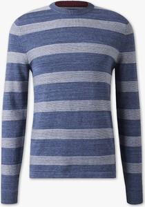 Sweter ANGELO LITRICO z bawełny