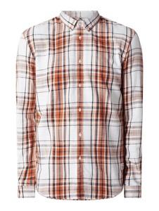 Koszula Tom Tailor Denim z klasycznym kołnierzykiem
