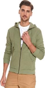Bluza Top Secret w młodzieżowym stylu z bawełny