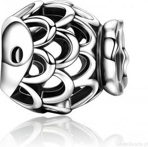 Silverbeads.pl d950 rybka koralik charms modułowa bransoletka srebro 925