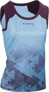 Błękitny top Kipsta