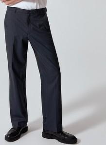 Spodnie Reserved z tkaniny w stylu casual