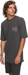 T-shirt Quiksilver z bawełny