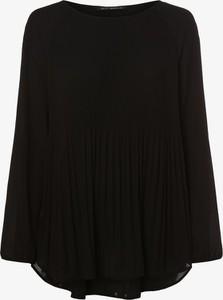 Czarna tunika Betty Barclay z długim rękawem w stylu casual