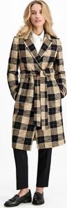 Płaszcz Lavard z bawełny w stylu casual