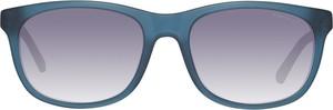 Gant męskie okulary przeciwsłoneczne niebieskie, BEZPŁATNY ODBIÓR: WROCŁAW!