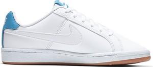 Trampki Nike niskie sznurowane z płaską podeszwą