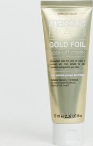 MasqueBAR – Złota rozjaśniająca maseczka peel-off w tubce-Złoty