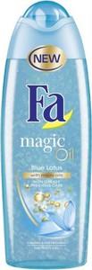 Fa Magic Oil Blue Lotus żel pod prysznic odświeżający 250 ml