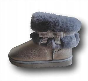 Buty dziecięce zimowe Inna marka