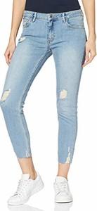 Jeansy amazon.de z jeansu w street stylu