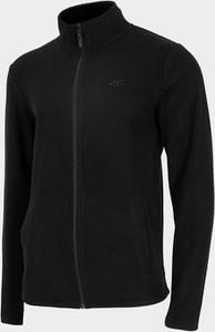 Czarna bluza 4F z plaru