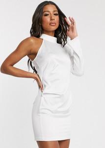 Sukienka Missguided bez rękawów mini