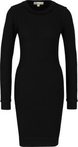 Sukienka Michael Kors w stylu casual z wełny mini