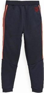 Granatowe spodnie dziecięce Bellerose