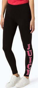 Czarne legginsy Juicy By Juicy Couture